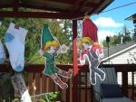 Hanging Out to Dry - Link n Ed by Beika