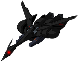 X01S Cygnus (flight mode) by unoservix