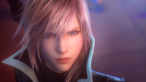 Light - Final Fantasy Lightning Returns by PlanK-69
