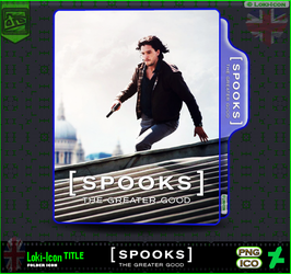 Spooks The Greater Good (2015)2 by Loki-Icon