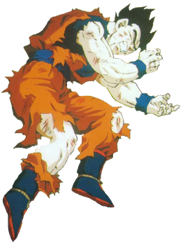 Gohan Supremo by 19onepiece90