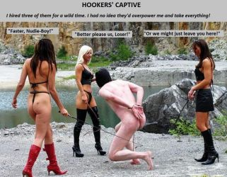 Hookers' Captive by crayle2