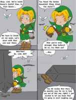 Zelda OoT Comic 124 by Dilly-Oh