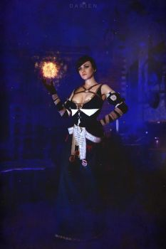 The Witcher 3: Wild Hunt - Fringilla Vigo VI by FreyaVeles