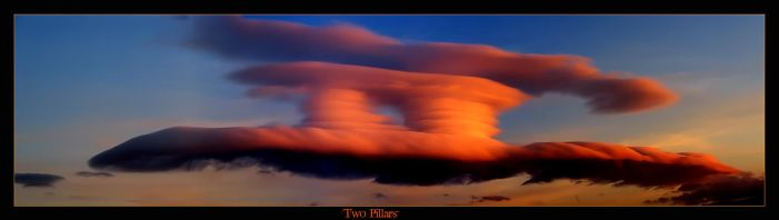 Two pillars... by In-The-Fade