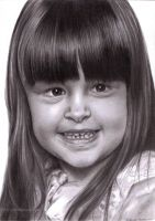 Baby Me by ArtByBryanna