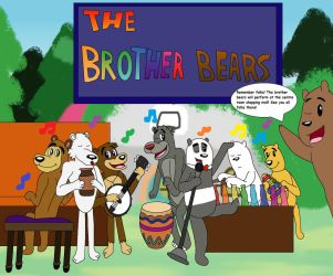 The brother bears by marlon94