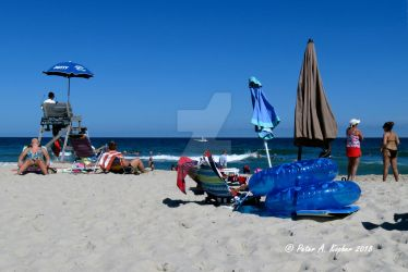 Beach Day  by peterkopher