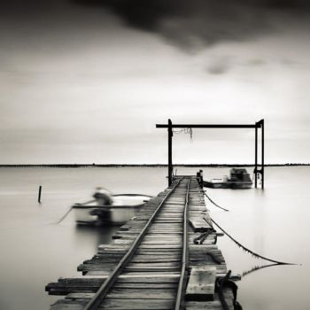 the pontoon by julie-rc