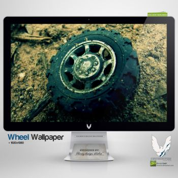 .WHEEL. Wallpaper by enemia