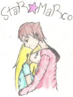 Star and Marco by Ahtilak