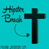~Hipster Brush by MichNB