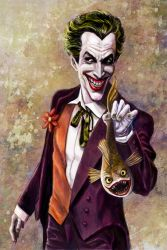 The Joker by markdraws