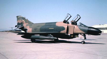 F-4C in 'Wraparound' No. 3 by F16CrewChief