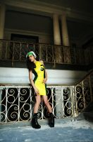 Rogue in the Mansion. by JeanneKilljoy