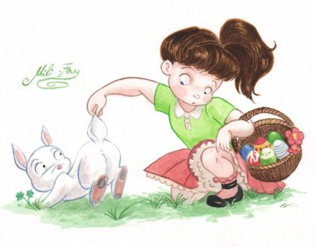 Easter 2012 by artofMilica