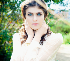 Alexandra Daddario challenges you! by Swagsurfer