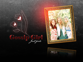 Gossip Girl _ Wallpaper by Neylouchka