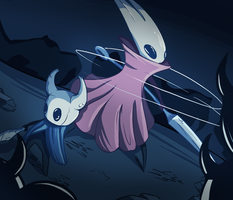 Hollow Knight(s)! by MajMajor