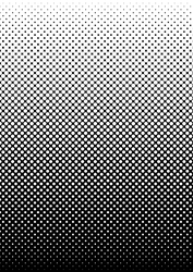 Black and white screen-tone style gradient by mrcentipede
