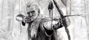 Legolas Final by maverick1001