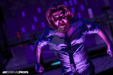 Bigby Wolf / The Wolf Among Us (Cosplay) - 07 by JayCosplay