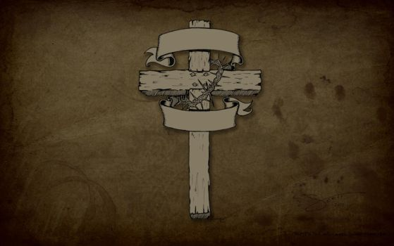 Old Rugged Cross by hassified
