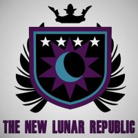 The New Lunar Republic Insignia by shadowfox014