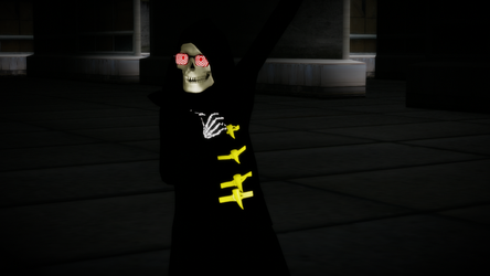 MMD NEWCOMER: Uncle Death from LET IT DIE+Video by R3iD3adAim