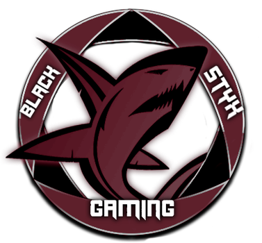 Black Styx Gaming Logo by YesMyLadyLoL