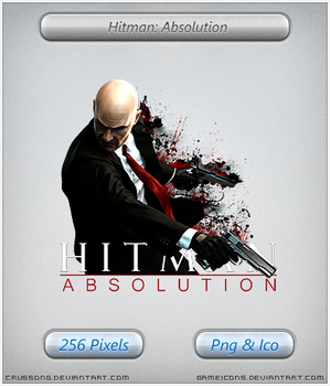 Hitman Absolution - Icon 2 by Crussong