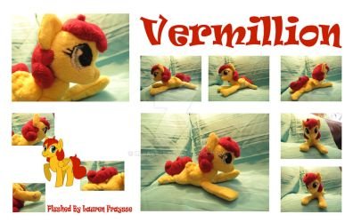 Plush Commission .:Vermillion:. by Lfraysse