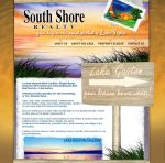South Shore Realty website by ZGDA