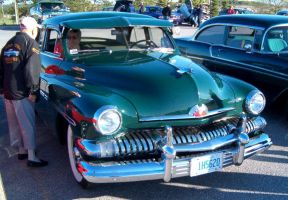 1951 Mercury 1 by Ripplin