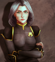 Lin Beifong by Pegalynx