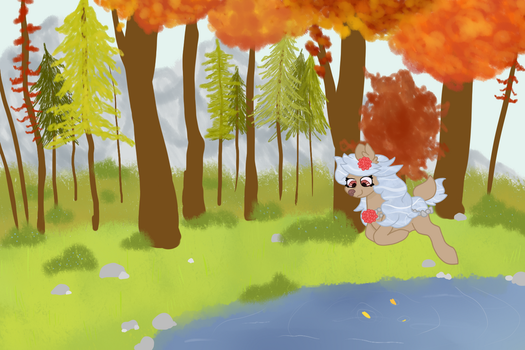 Autumn Leaves by TheLostAngeI