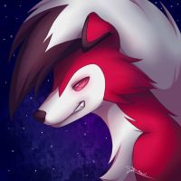 Lycanroc M by IreMau