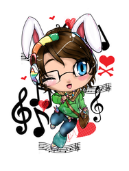 My current Gaiaonline avatar! by TimelessReference
