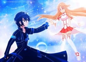 SWORD ART ONLINE: My Last Moments with You by suuzan