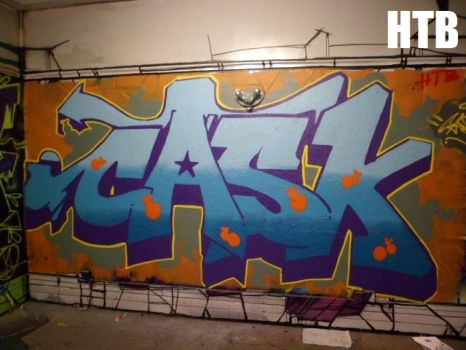 Cask.HTB by HostileTakeBack