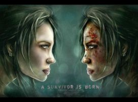 A SURVIVOR IS BORN - REFLECTION by SeanNash