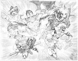 Justice League by ardian-syaf