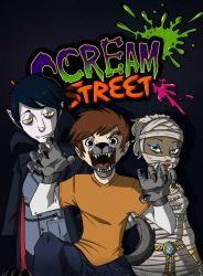 Scream Street by TaleDemon