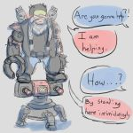 I'm a Torbjorn main. by ROGUEKELSEY