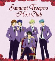 samurai host club by NEKO-2006