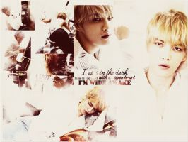 Wallpaper Jaejoong (The simple wp) by bibi97nd