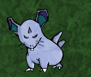 Nidoran Female by the-figtree