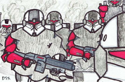 CWC: Death's Entourage by Dominic-Skirata-X