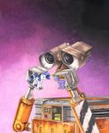 Wall-E playtime by Baron-Engel