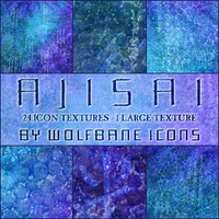 Ajisai Texture Set by jordannamorgan